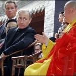 Putin The Peaceful?