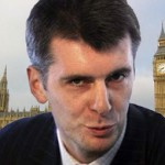 Prokhorov, President Of Londongrad