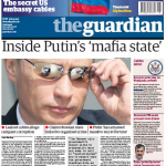 The Guardian And Putin