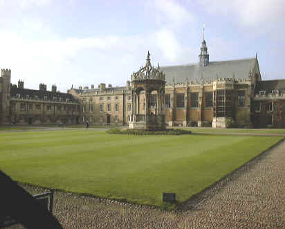 Cambridge is the top ranked UK university, closely followed by Oxford. The two are called Oxbridge.