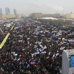 Far More People Protested FOR Putin Than Against, But You Wouldn't Know It From The Western Media