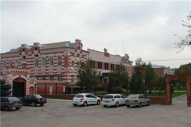 Praskoveysky distillery
