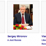 Unofficial Early Voting For The Russian President