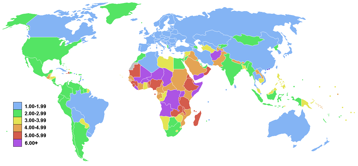 world-fertility-map
