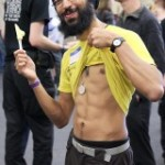 Apneet Jolly - Biohacker, Social Butterfly, famed Abdominal Model, and a frequenter of futurist conferences.
